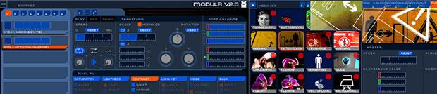 M8 interface