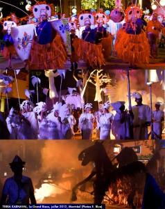 Parade du Grand Bisou